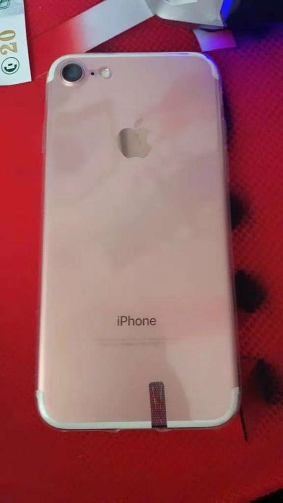 Picture of iPhone 7