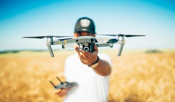 Best drones with 4k camera for photography